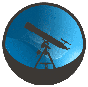 Logo astronomie
