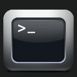 Logo langage shell