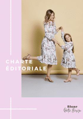 Charte editoriale Blune